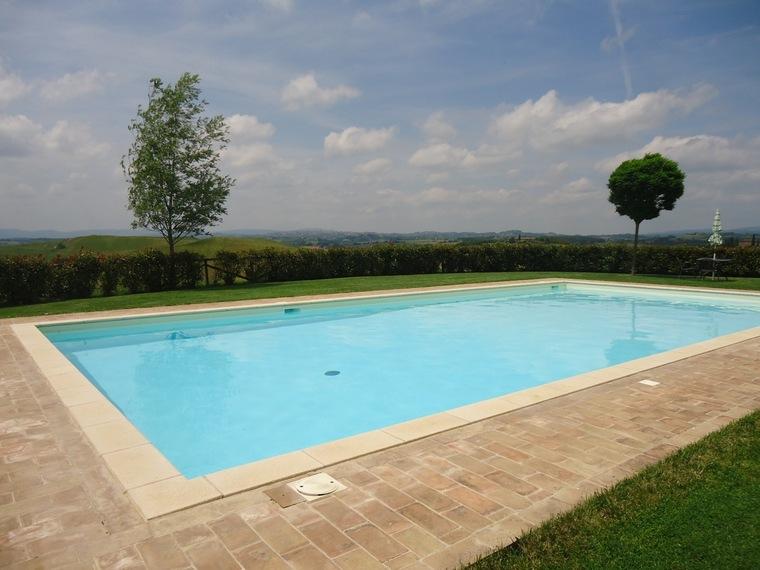 piscina appartamenti a Capanne